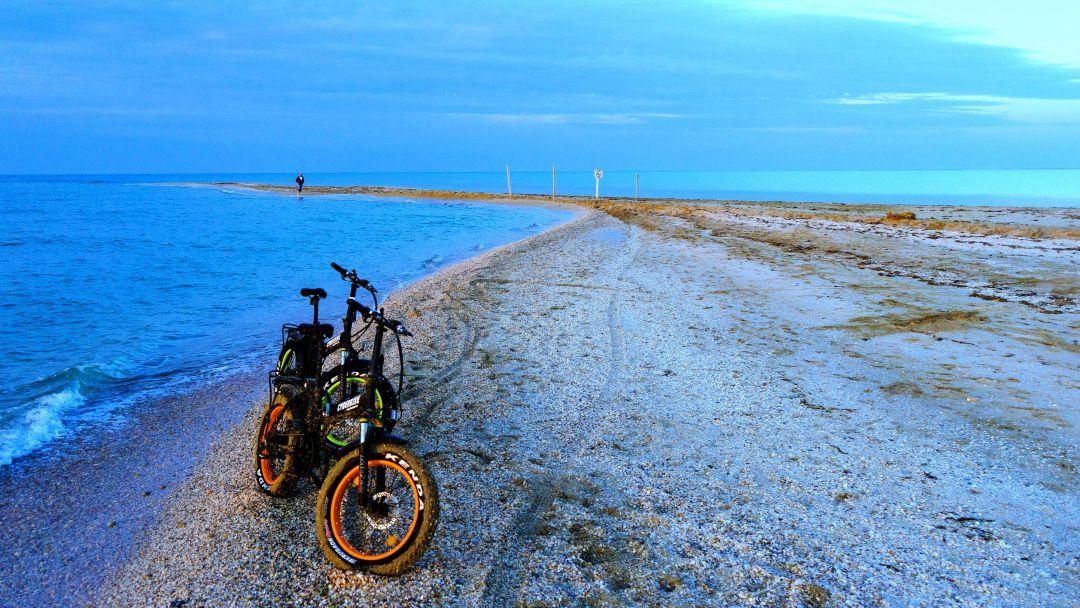 На Электровелосипеде по Западному Крыму за 7 дней - фото 4