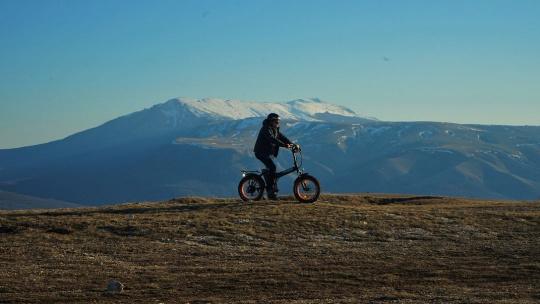 На Электровелосипеде по Крыму за 7 дней: Симферополь Белогорск  - фото 4