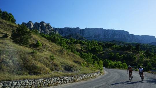 На Электровелосипеде по Крыму за 7 дней: Севастополь Балаклава Горный Крым - фото 2