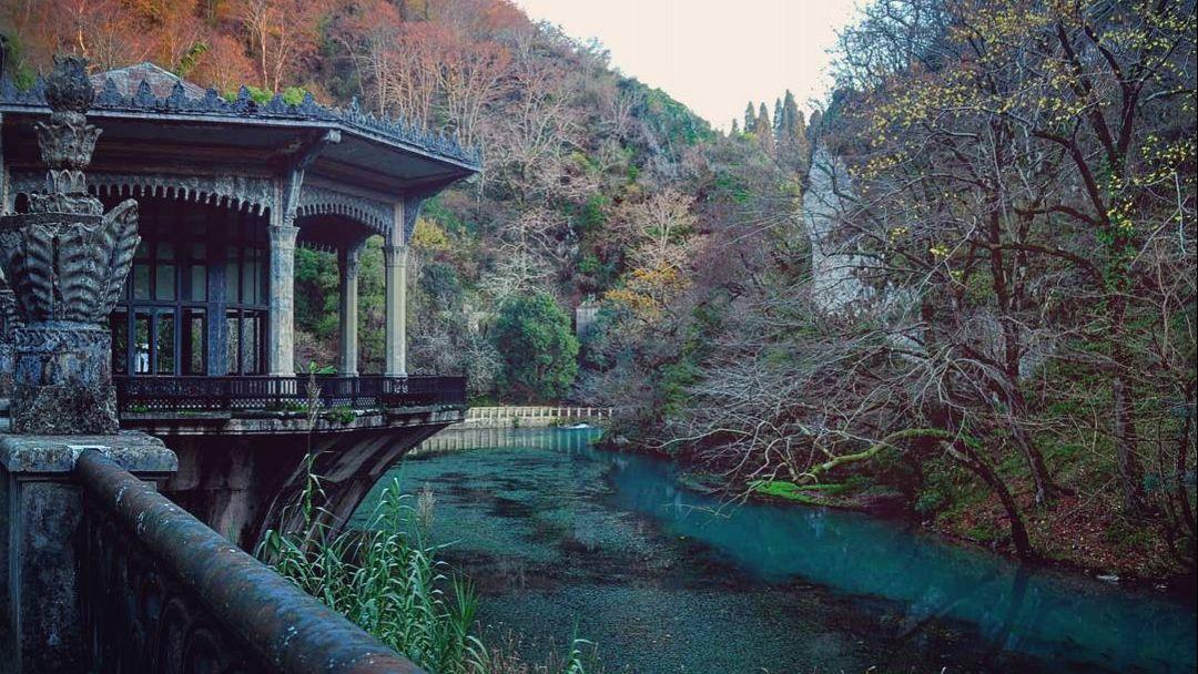 Новый Афон и о.Рица — достояние Абхазии - фото 1