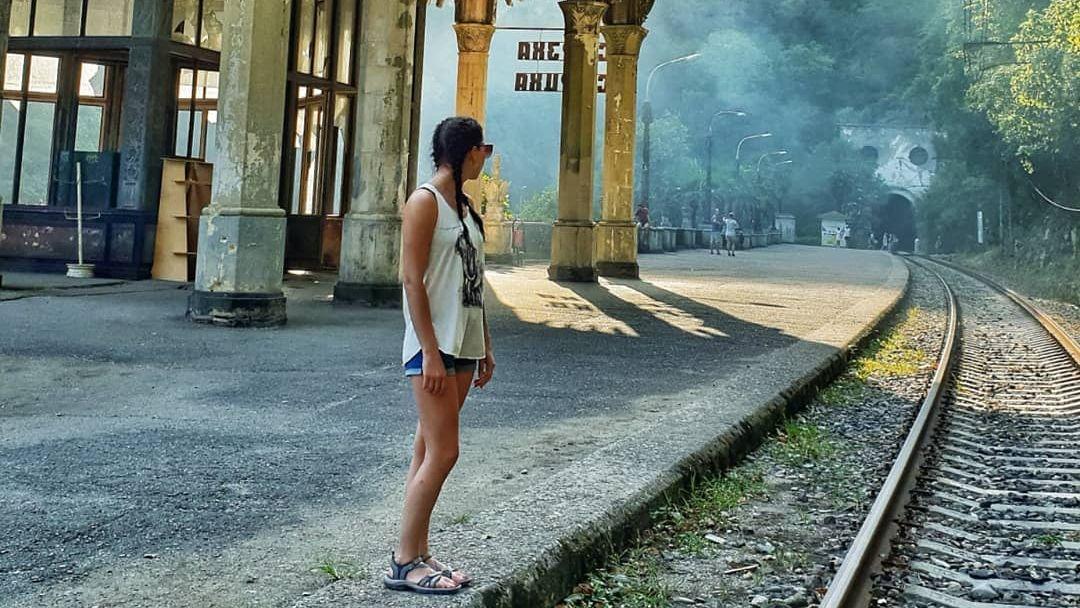 Новый Афон и о.Рица — достояние Абхазии - фото 4