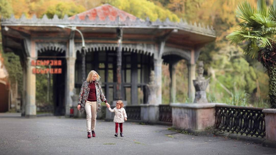 Новый Афон и о.Рица — достояние Абхазии - фото 6