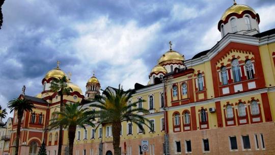 Новый Афон и о.Рица — достояние Абхазии - фото 10