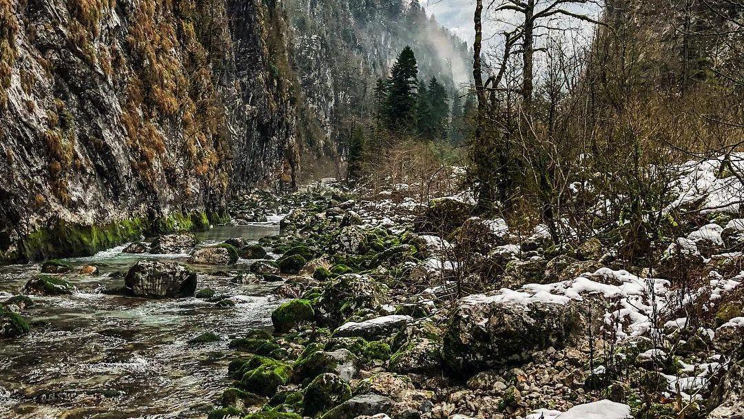 Новый Афон и о.Рица — достояние Абхазии - фото 12