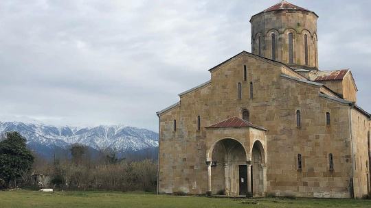 Святыни солнечной Абхазии - фото 5