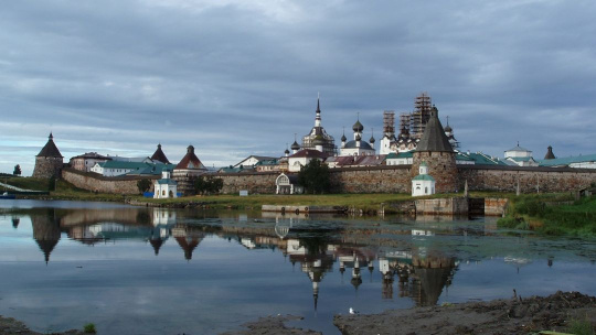 Экскурсия Соловки