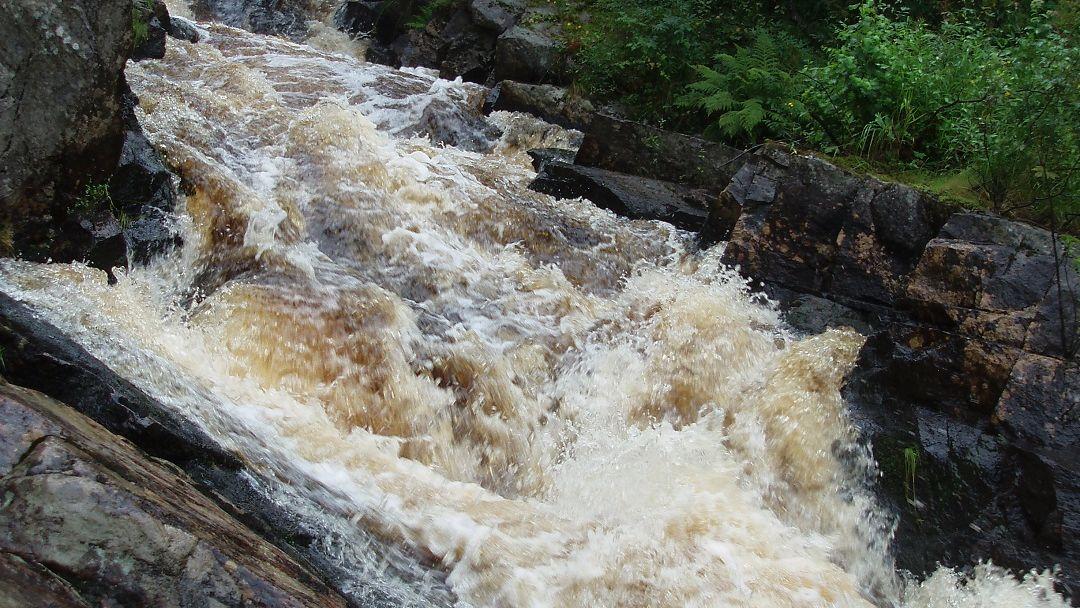 Экскурсия Водопады Северного Приладожья