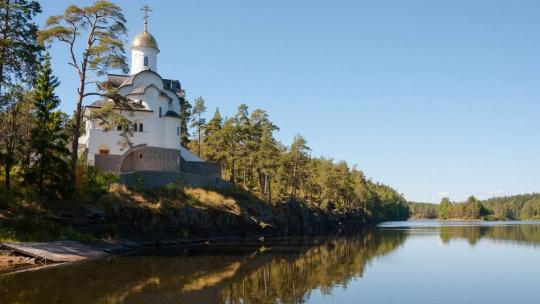 Экскурсия Святой остров Валаам в Петрозаводске