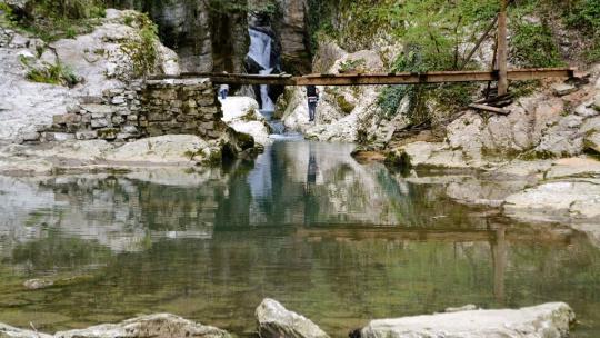 Пешеходная экскурсия: Агурские водопады и Орлиные скалы - фото 5