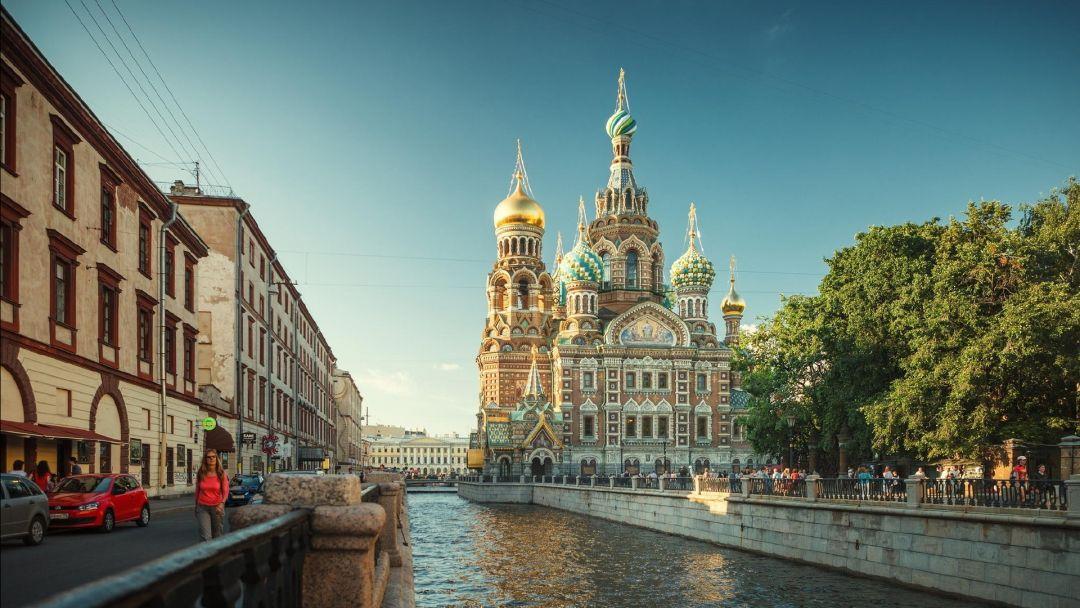 Большая обзорная экскурсия по Санкт-Петербургу и Петропавловской крепости - фото 2