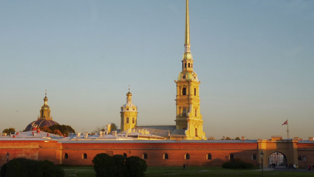 Большая обзорная экскурсия по Санкт-Петербургу и Петропавловской крепости - фото 5