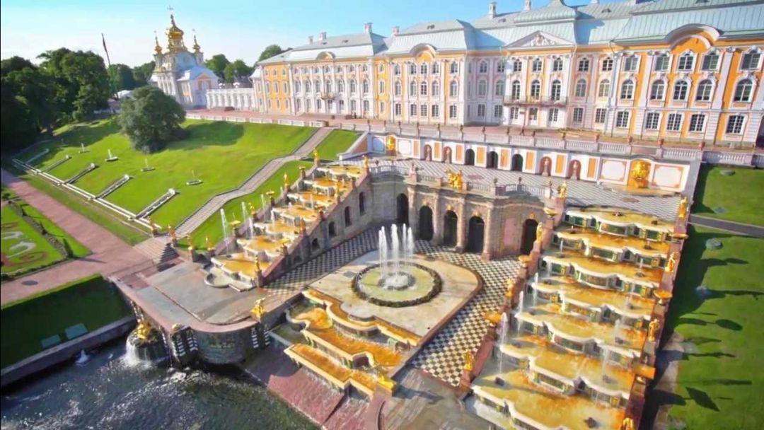 Экскурсия в Петергоф и Ораниенбаум - фото 3