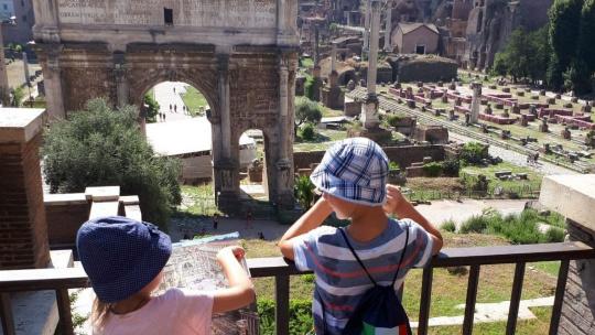 Экскурсия Путешествие во времени - История Древнего Рима по Риму