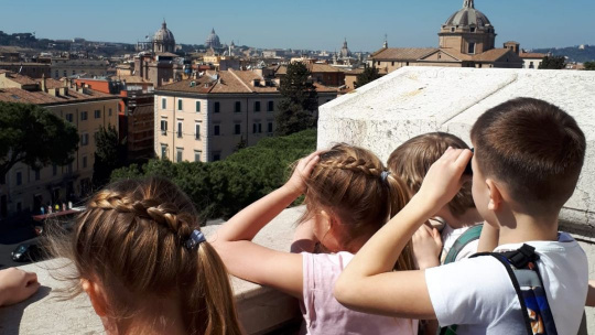 Путешествие во времени - История Древнего Рима - фото 4