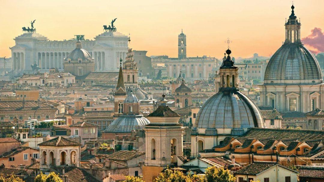 Экскурсия Весь Рим за один день