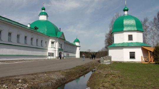 Монастырь Александра Свирского - фото 2