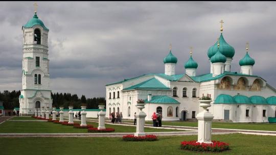Экскурсия Монастырь Александра Свирского