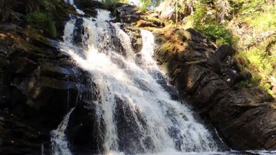 Водопады Северного Приладожья - фото 3