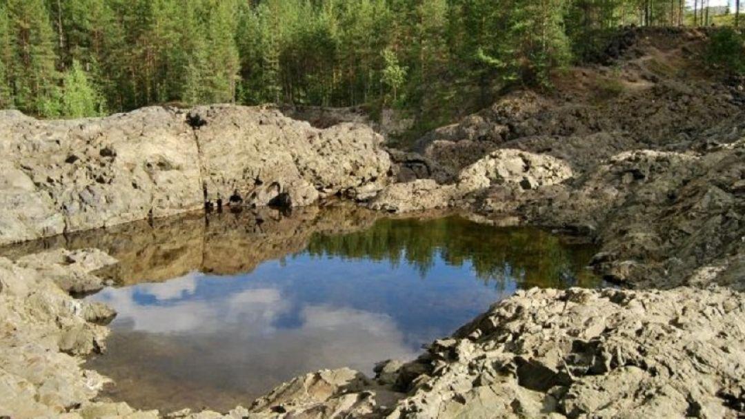 Вулкан Гирвас и Беломосркие петроглифы - фото 2
