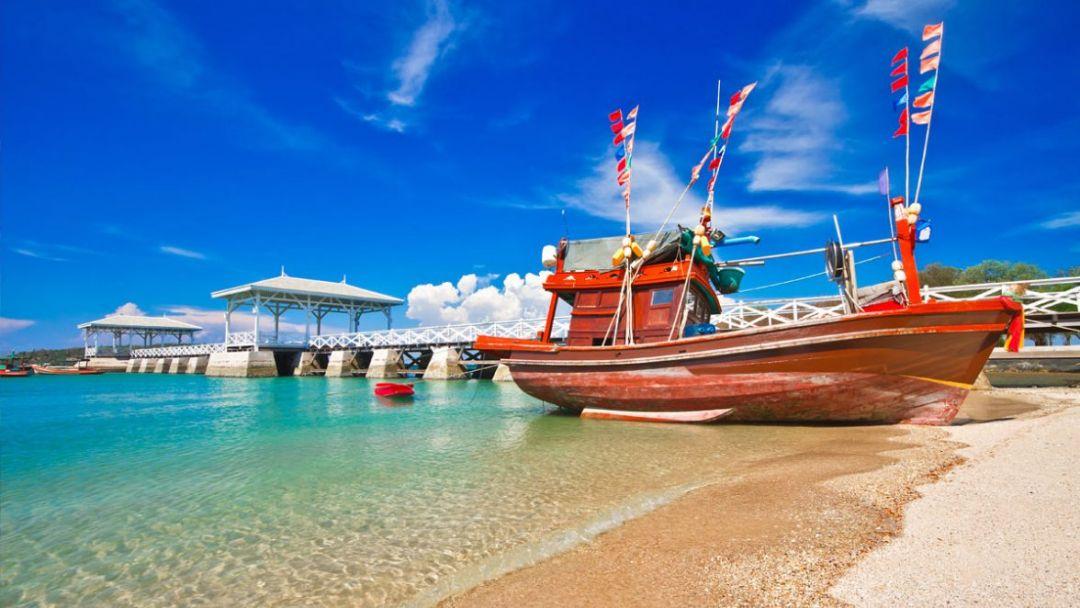 Ко Си Чанг – остров удачи в Паттайе