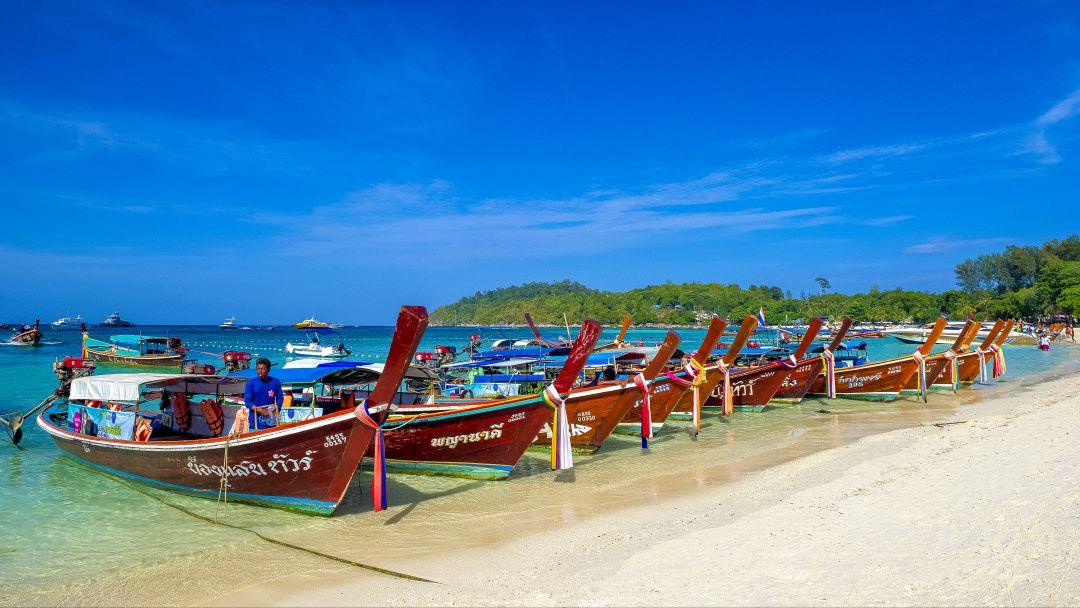 Морские приключения - Семь островов в Паттайе