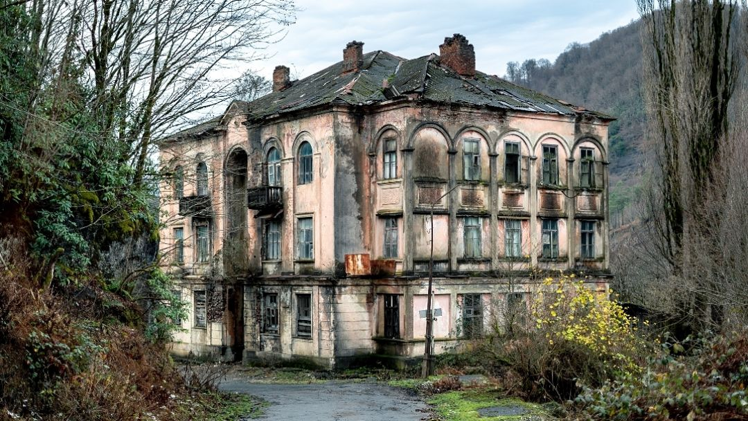 Акармара и Ткуарчал — затерянный мир восточной Абхазии в Сочи