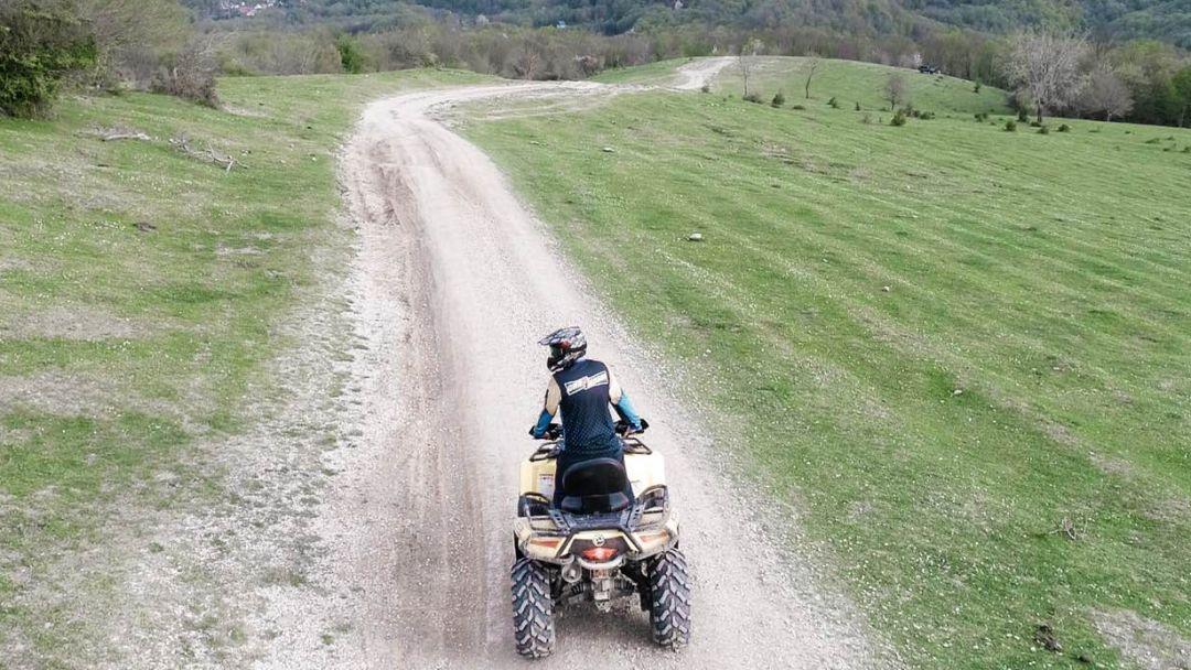 """Катание на квадроцикле. Тур """"Новичок""""  - фото 2"""
