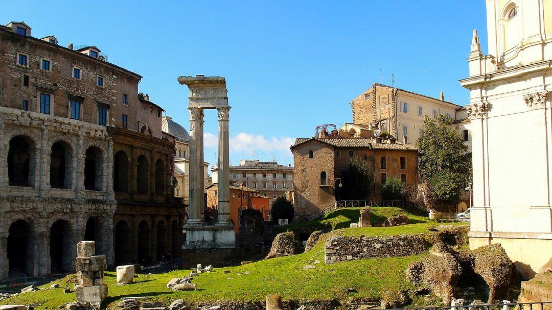 Автомобильная экскурсия 7 холмов Рима