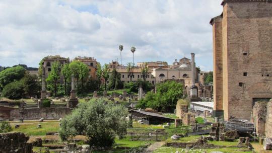 Автомобильная экскурсия 7 холмов Рима - фото 3