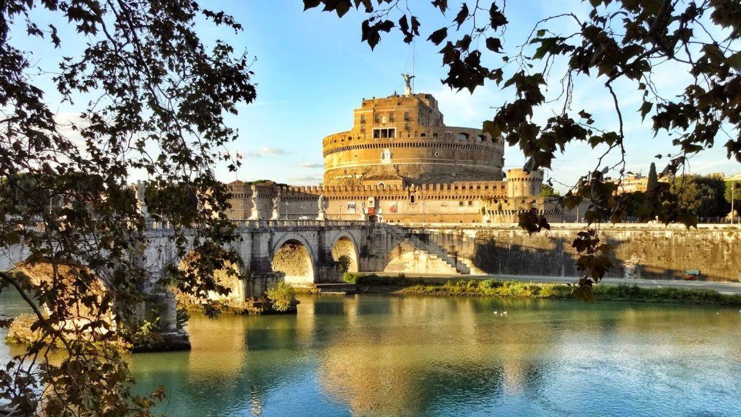Экскурсия Фотопрогулка по Риму