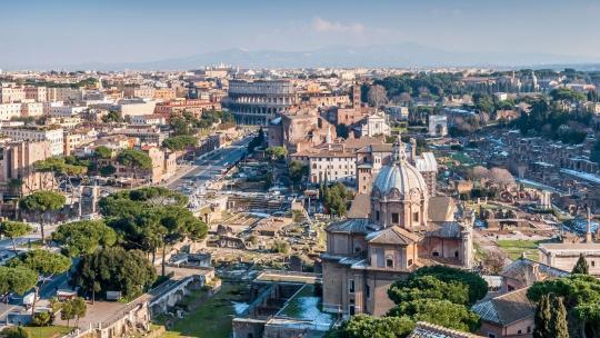Здравствуй, Рим! - фото 2