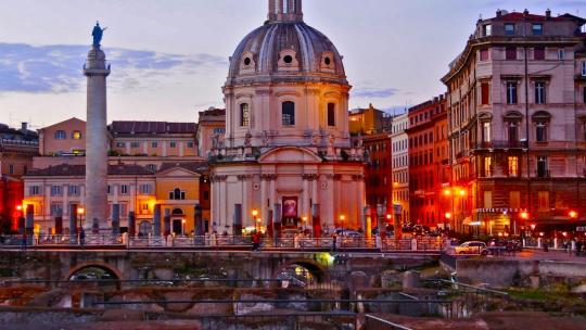 Здравствуй, Рим! - фото 3