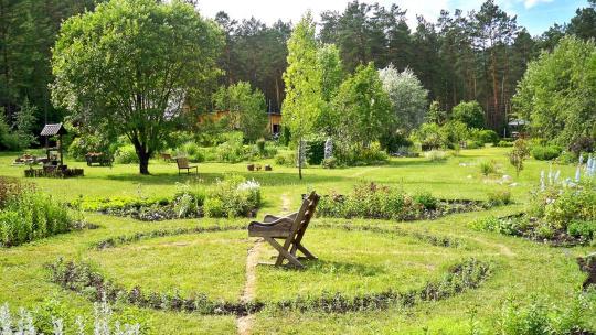 В гости к зубрам и маралам и Ботанический сад - фото 3