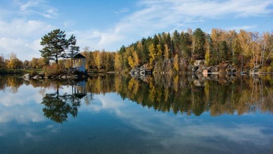 Озеро Ая и г. Чертов палец - фото 3