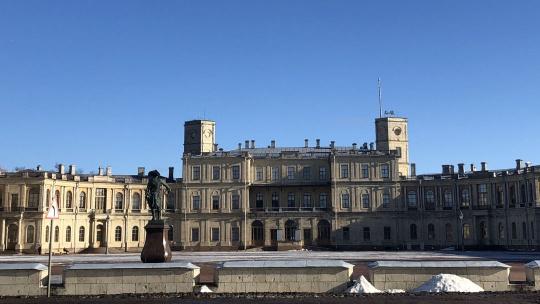 Экскурсия Гатчина - о милый тихий городок в Санкт-Петербурге