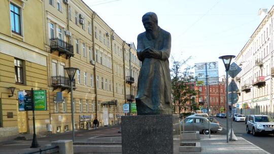 Экскурсия Петербург Достоевского. Город, который он не любил в Санкт-Петербурге