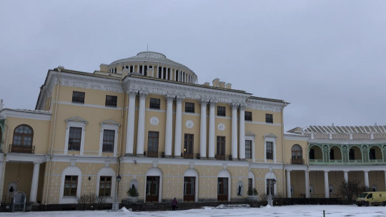Экскурсия Павловск