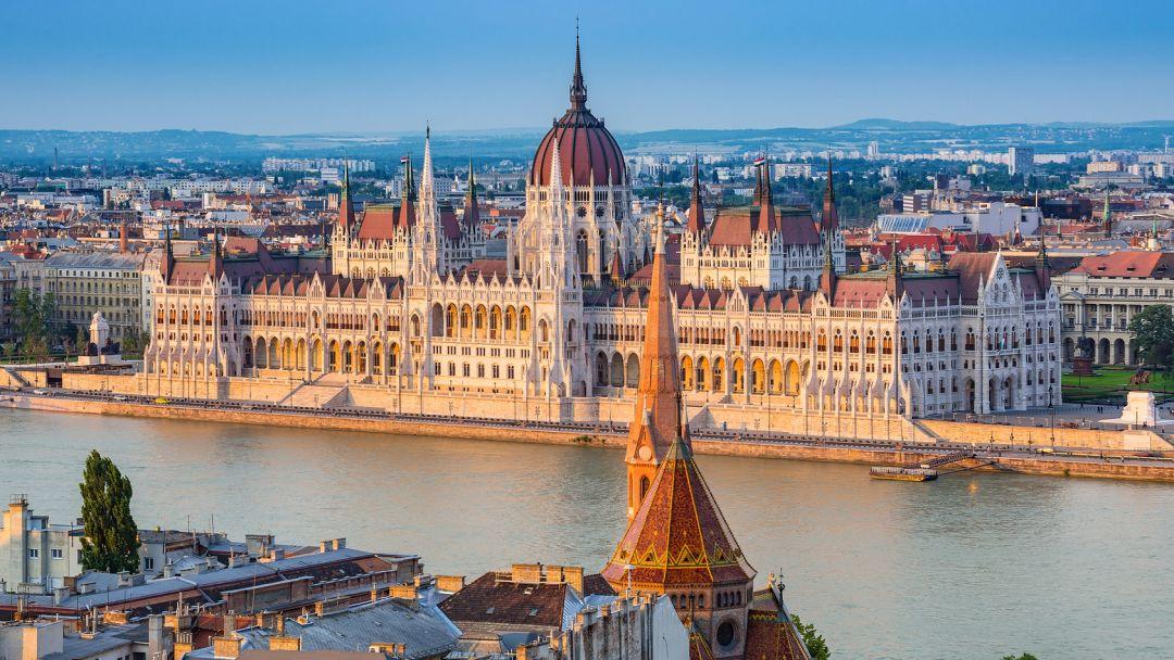 Великолепие венгерской столицы - фото 5