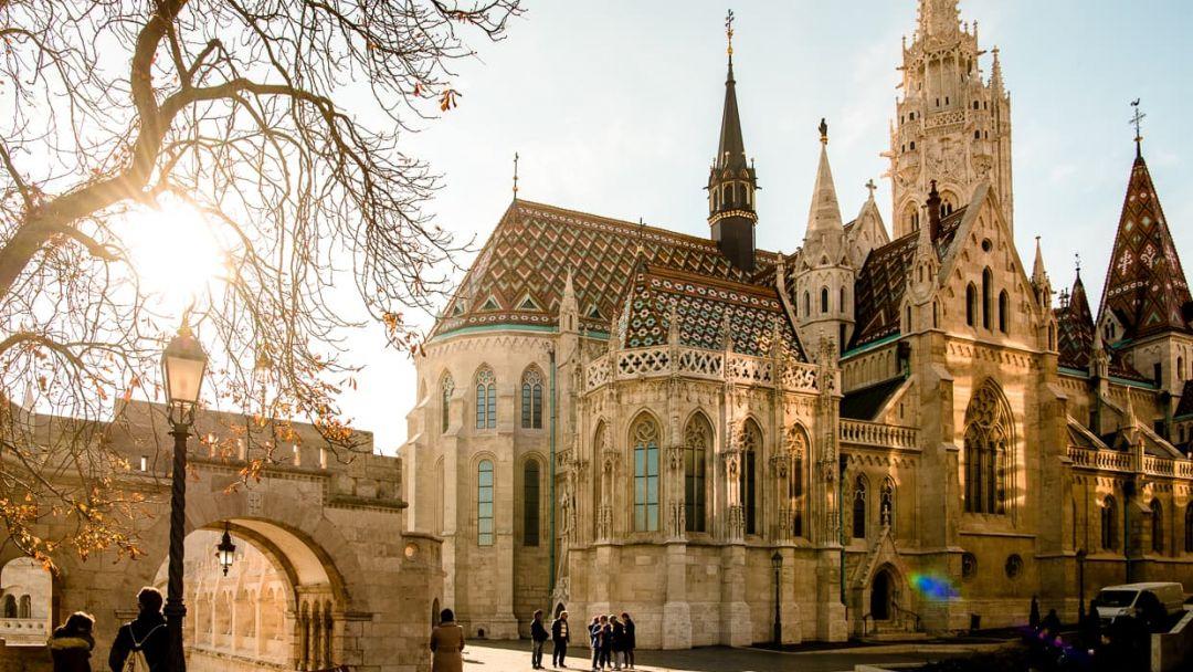 Великолепие венгерской столицы - фото 3