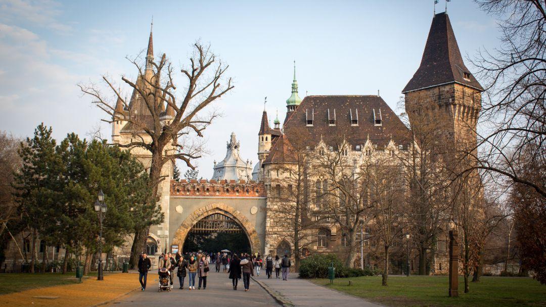 Великолепие венгерской столицы - фото 7