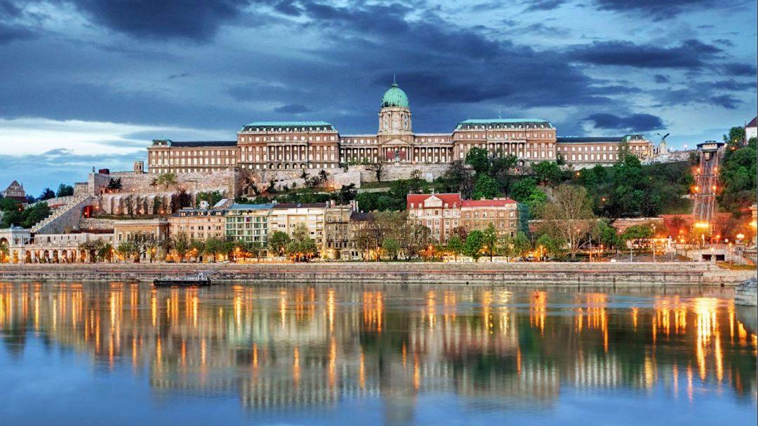 Великолепие венгерской столицы