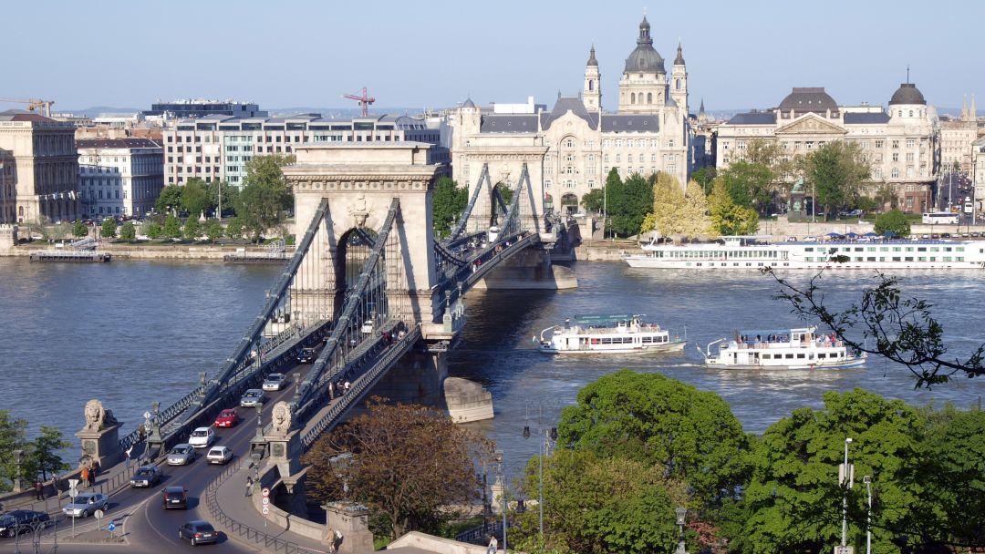 Великолепие венгерской столицы - фото 9