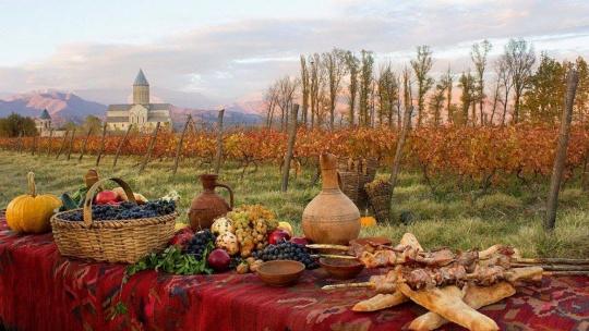Экскурсия Ртвели – праздник сбора винограда по Тбилиси