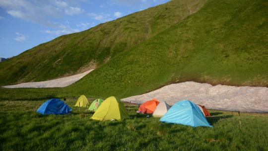 Поход на три дня к озеру Келицади  - фото 4