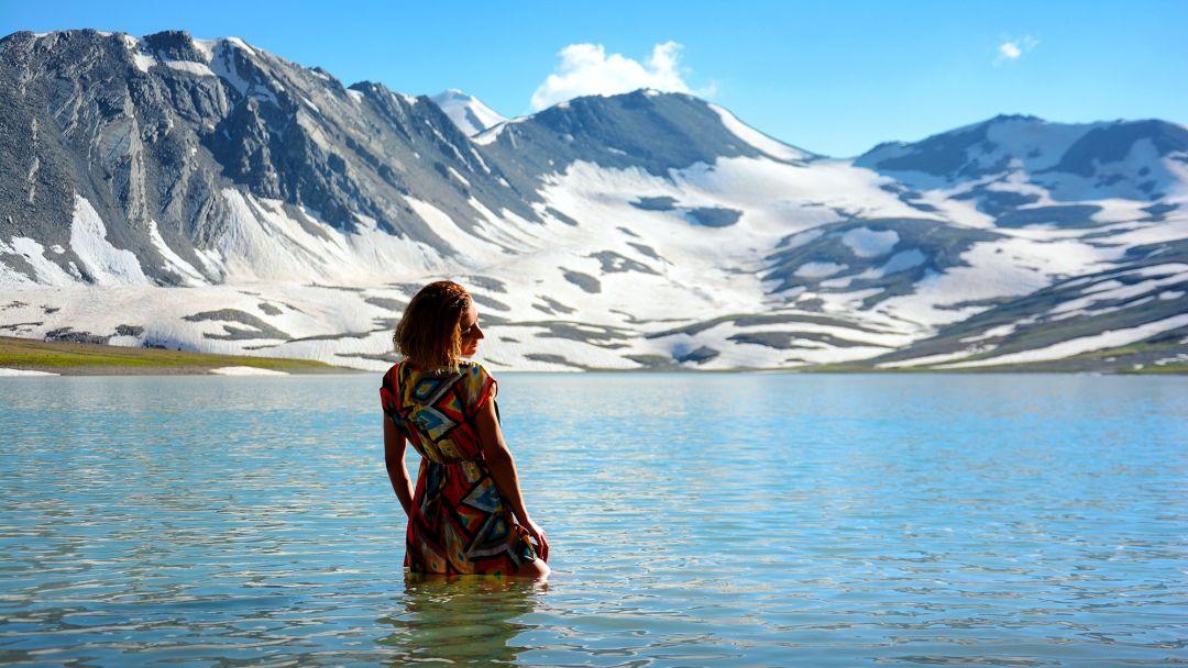 Поход на три дня к озеру Келицади  - фото 5