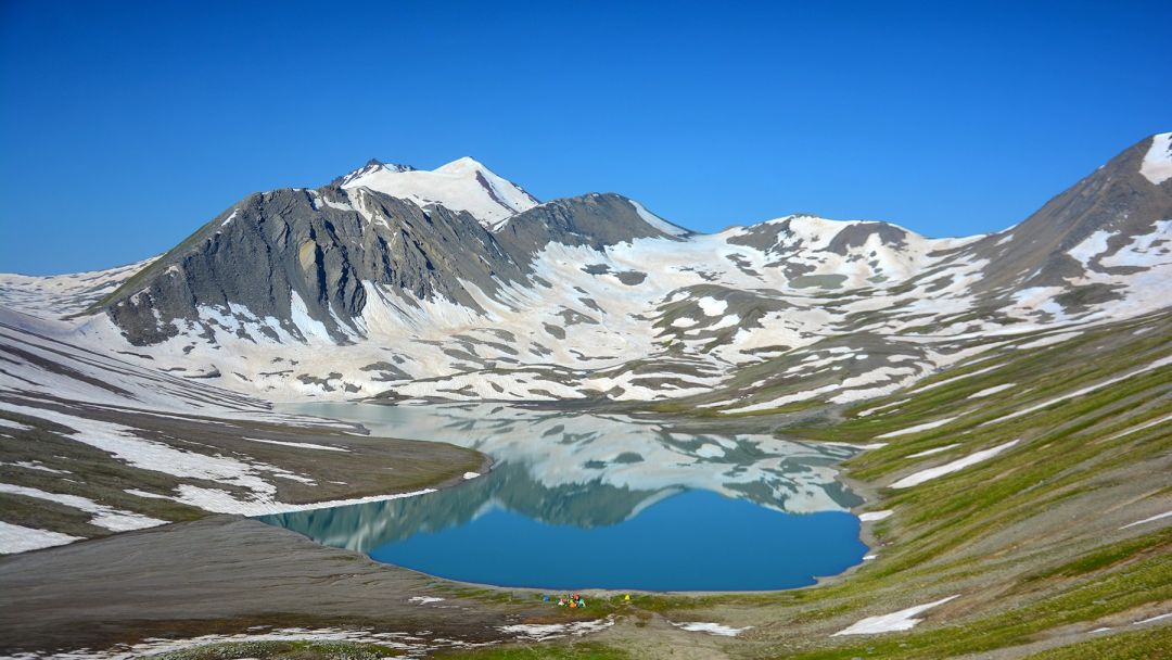 Поход на три дня к озеру Келицади  - фото 7
