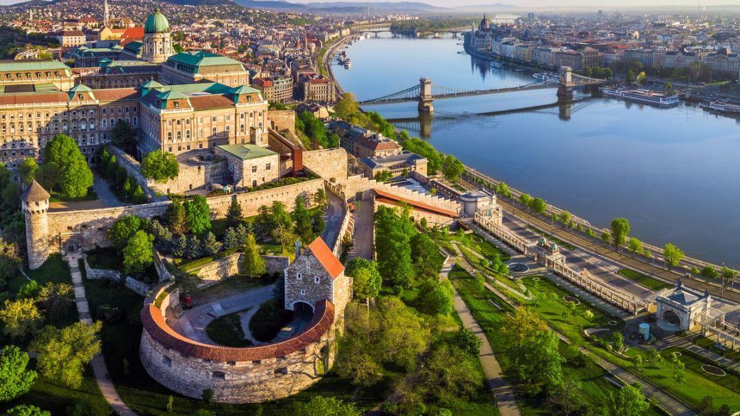Будайская крепость - королевский маршрут - фото 7