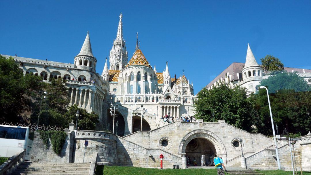 Будайская крепость - королевский маршрут - фото 8