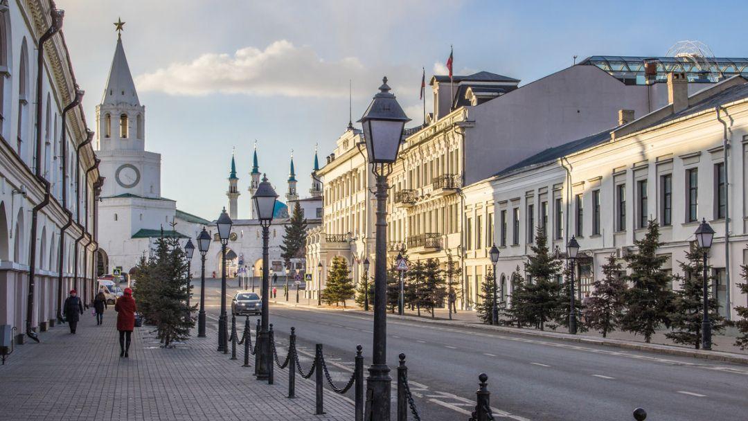 Обзорная экскурсия по Казани + Казанский кремль - фото 1