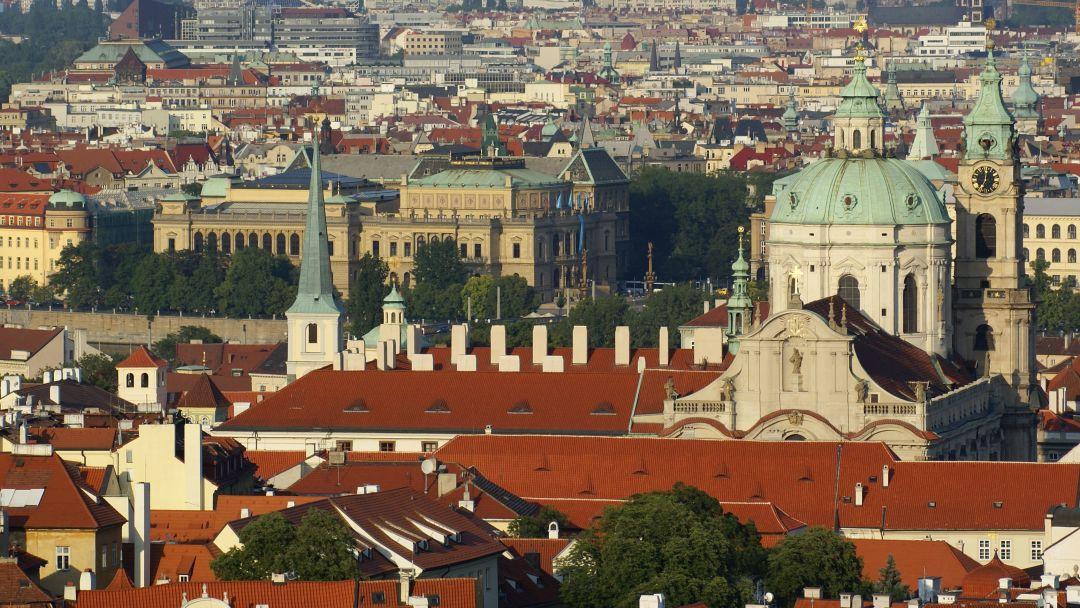 Обзорная экскурсия по Праге - фото 1